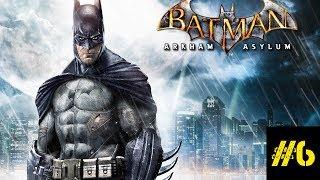 Batman: Arkham Asylum Walkthrough Part 6 - Scarecrow