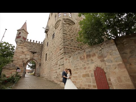 Fairytale Wedding In Germany ~ Abendberg Castle