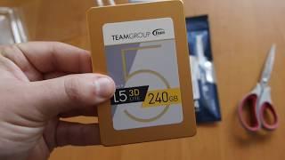 «Обзор Team L5 Lite 240GB 2.5
