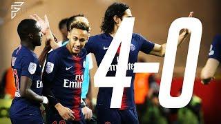 Neymar Jr vs Monaco - ALL HIGHLIGHTS - (Away) 11/11/2018 | HD