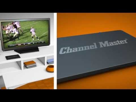Channel Master DVR+ | Subscription Free DVR For Your TV Antenna