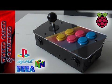 Plug And Play Mini Pandora's Pi Box !