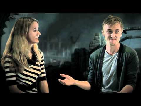 Tom Felton Interview (EA Games Reporter Contest)