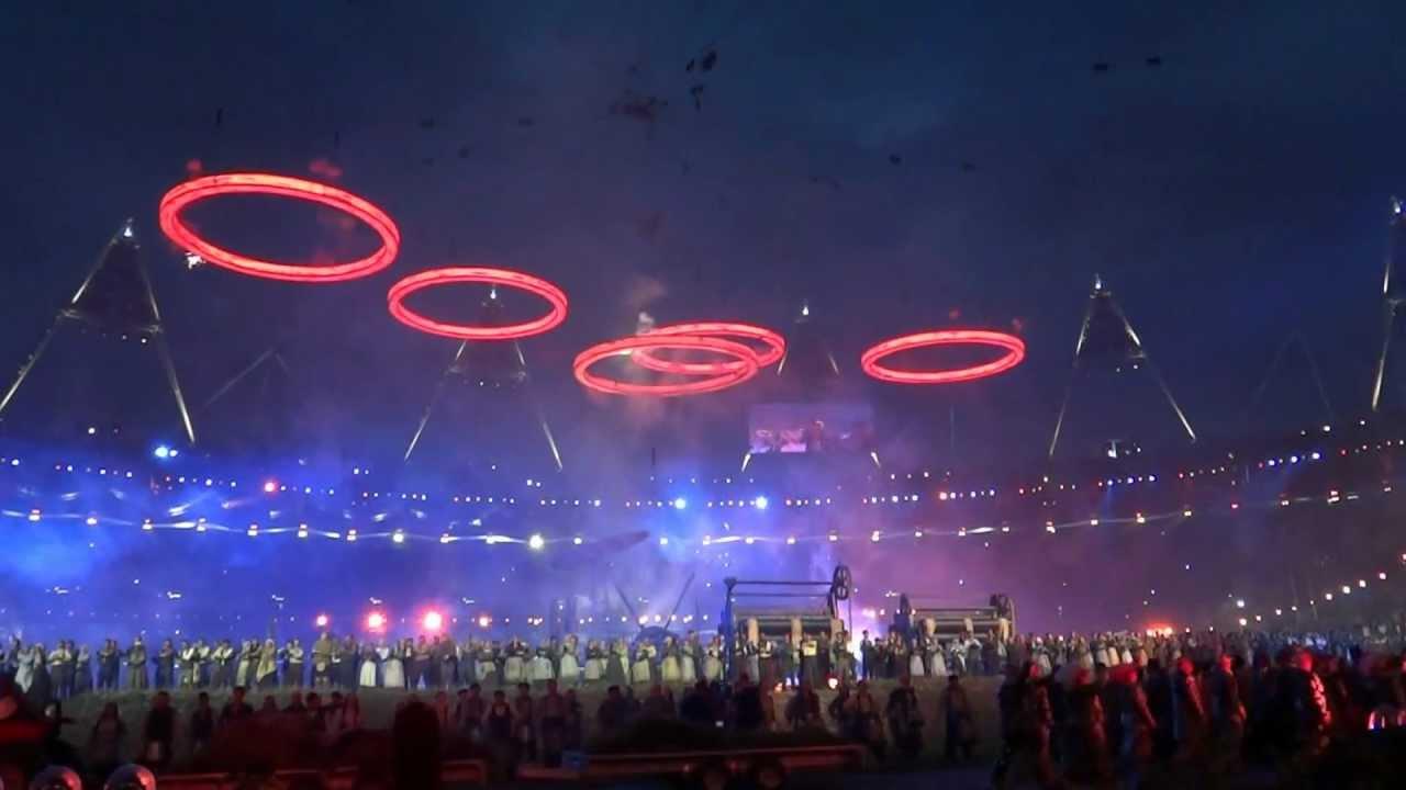 London Mascot Olympic Games