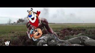 Cap'n Crunch: Cereal  War - Trailer