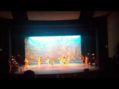 Debbie Allen Dance Academy Spring 2016 Recital: African
