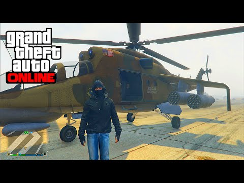 SAVAGE TESTS ET PRIX - GTA 5 ONLINE