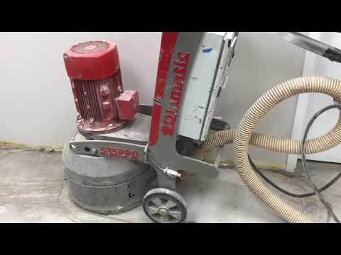 Concrete Grinding- Diamatic