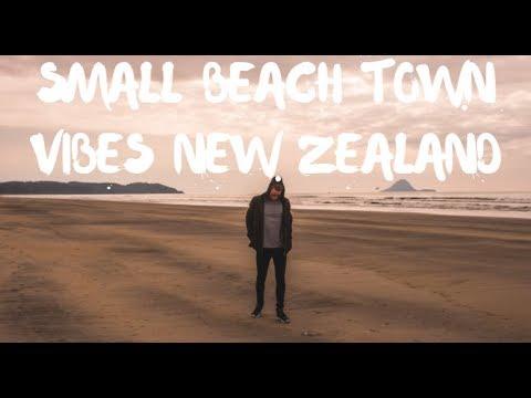 Ohope Beach Town