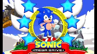 Sonic Mega Drive (Sonic fangame)
