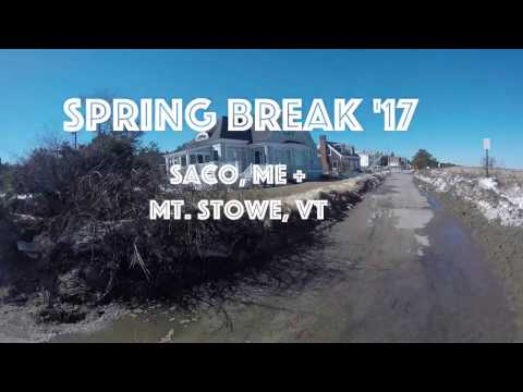 Spring Break '17 GoPro Vlog (Matthew My Crazy Beautiful Life)