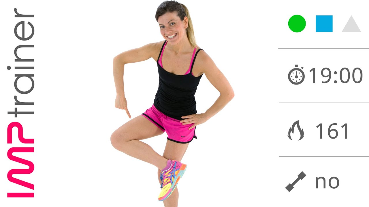 allenamento con esercizi per l interno coscia e glutei a On interno coscia a corpo libero