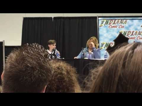 Millie Bobby Brown Panel at Indiana Comic Con 2017
