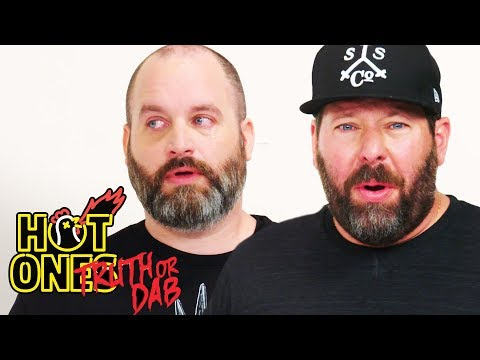 tom segura and bert kreischer play truth or dab hot ones