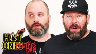 Download Tom Segura and Bert Kreischer Play Truth or Dab | Hot Ones Mp3 and Videos