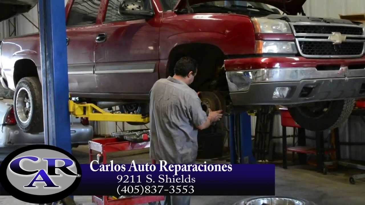 Carlos Auto Repair >> Carlos Auto Repair ( Spot de Mecánico General) - YouTube