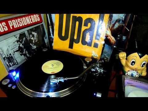 LAND OF MELOMANIA LP UPA ROCK CHILE PERU PRESS SUELDOS 1985 FULL ALBUM