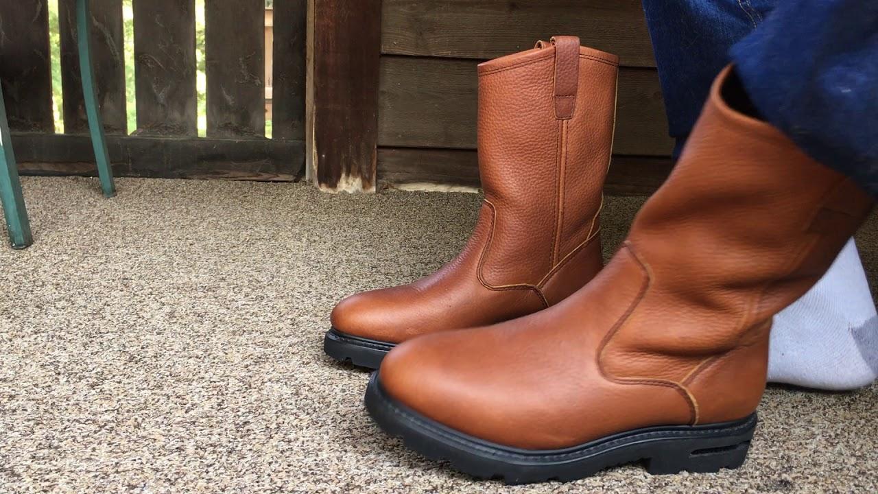 c00e148e946 Wolverine Raider Work Boots