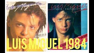 Top Ranking Luis Miguel 1984 Palabra de Honor Album