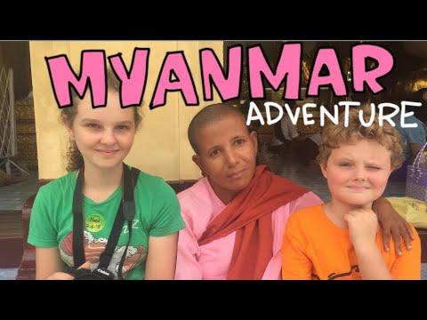 Sea Monkeys in Myanmar Part 1