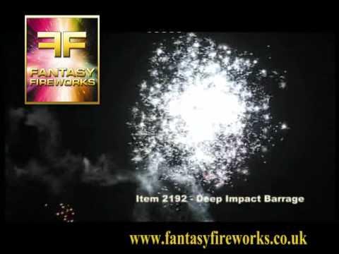 Deep Impact Firework Barrage (Elite Range).wmv