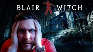 Blair Witch - Psychological Horror Game Scariest Atmosphere Ever