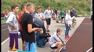 ГТРК Белгород - Соревнования по стритболу традиционно собрали тысячи участников
