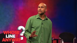 Strange Things To Shout Out During Sex | Whose Line Is It Anyway?
