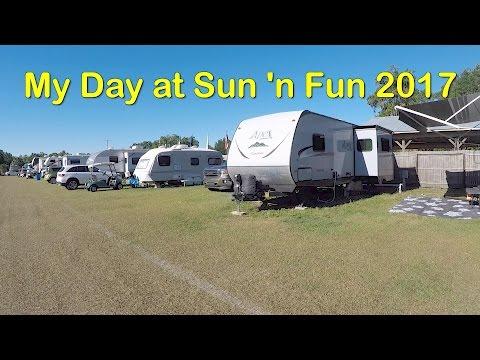 My Day At Sun 'n Fun 2017