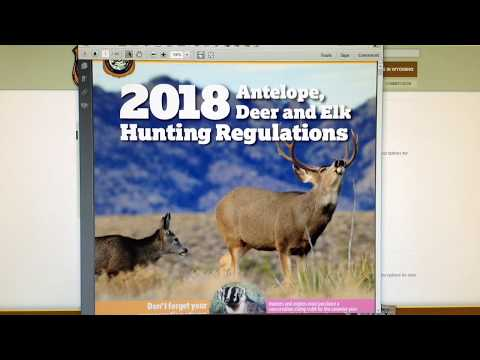 How To Apply For A Wyoming Hunt (Information You have Gotta Know!)