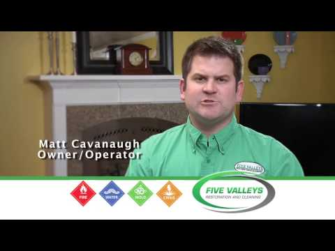 FVRC - How to Avoid Water Damage