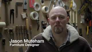 Jason Muteham - Furniture Maker - 3 Minutes