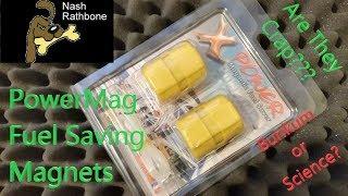 PowerMag Magnetic Fuel Saver