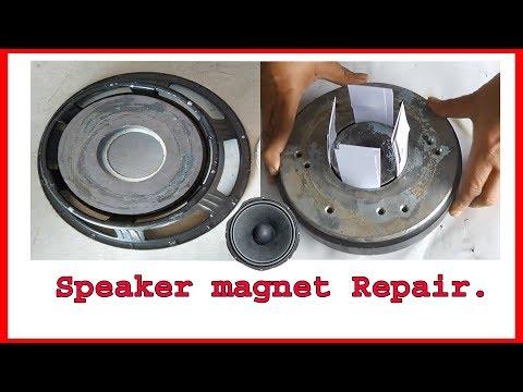 Speaker Magnet shift