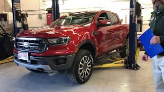 2019 Ford Ranger - Built for work and offroad adventure!