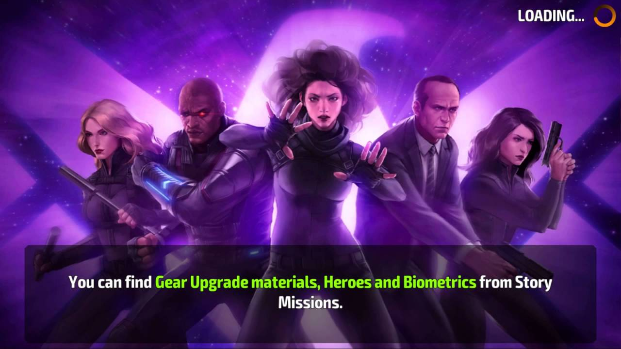 Download Marvel: Future Fight HD Full Movie Introduction 1080p With SuperMrAmazingPants