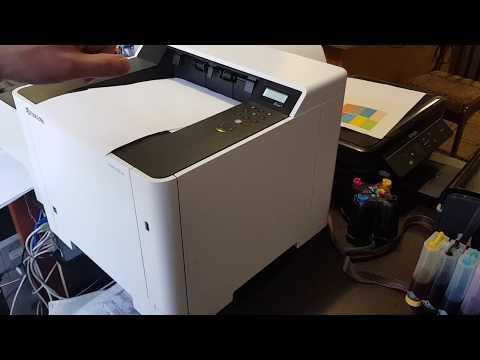 Принтер Kyocera Ecosys P5021cnd
