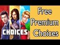 Choices MOD APK 2.3.8 NO ROOT (Free Premium Choices)