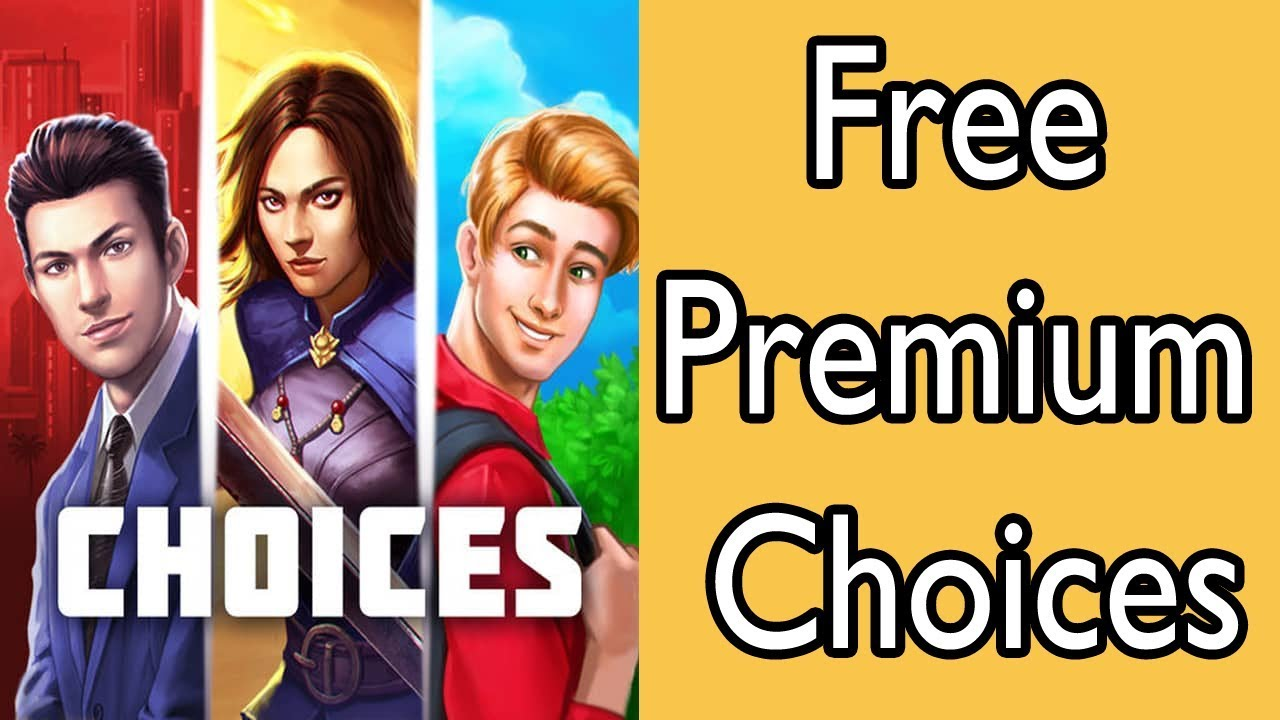 Choices MOD APK 2.6.2 NO ROOT 2019 (Free Premium Choices)  #Smartphone #Android