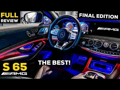 2020 Mercedes S65