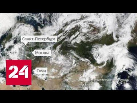 """""""Погода 24"""": июль в сентябре - Россия 24"""