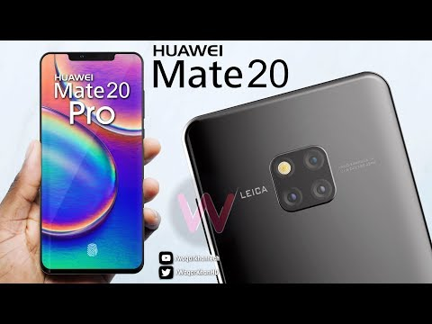 Mate 20 & 20 Pro - Specs & Price Before Launch!