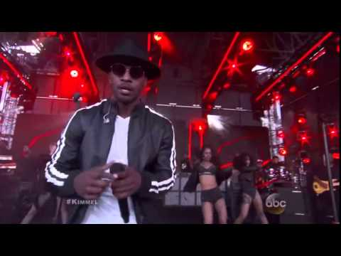 Jamie Foxx and Chris Brown Performs You Changed Me on Jimmy Kimmel