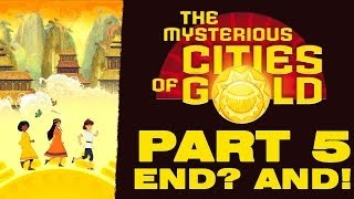 The Mysterious Cities Of Gold Secret Paths [HD720p] Gameplay Walkthrough Part 5 태양소년 에스테반 공략 파트 5