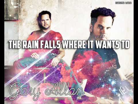 [On Screen Lyrics] Gary Allan - Smoke Rings In The Dark