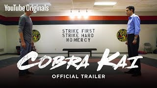 Watch the official trailer for Cobra Kai, a YouTube Red Original Se...