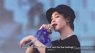 BTS Anpanman LIVE [Eng Sub]