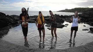 Awakening By Climbing Poetree featuring Leah Song & Biko Casini (Rising Appalachia)