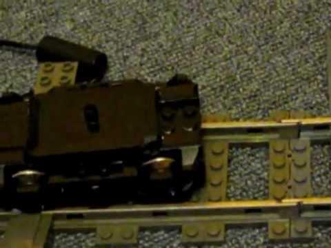 Lego Weichen Ohne Knick  Youtube