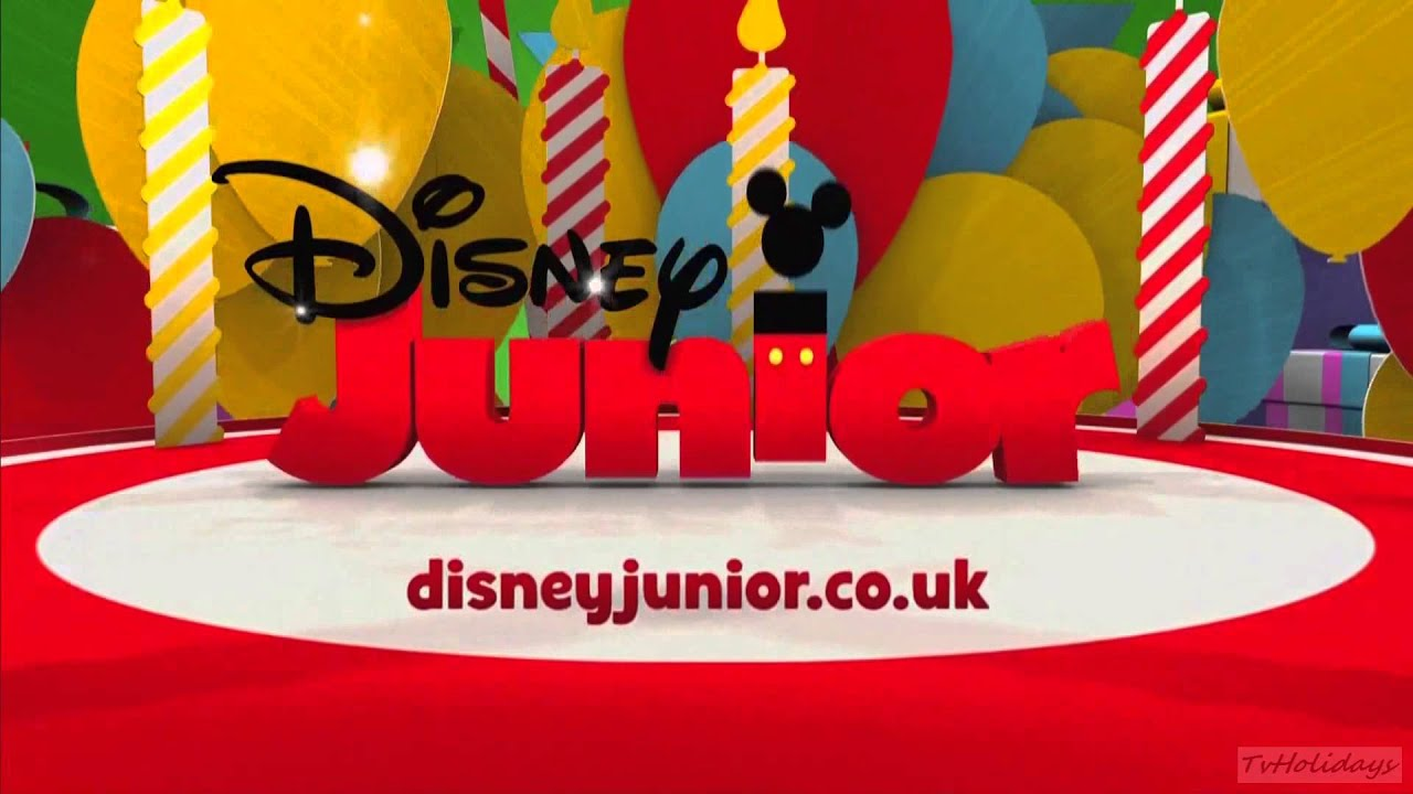 Disney Junior Hd Uk New Pre Launch Continuity 28 03 13 Hd1080